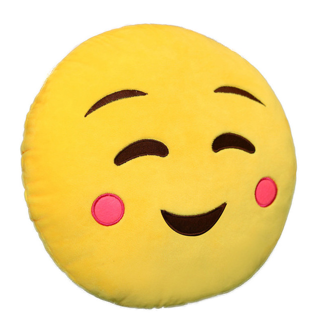 Cute Emoji Pillow Stuffed Pregnancy Pillows