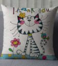 Square-18-Cotton-Linen-Cute-Girl-and-Cartoon-Cats-Printed-Sofa-Throw-Pillow-Cushions-No-Filling-3.jpg