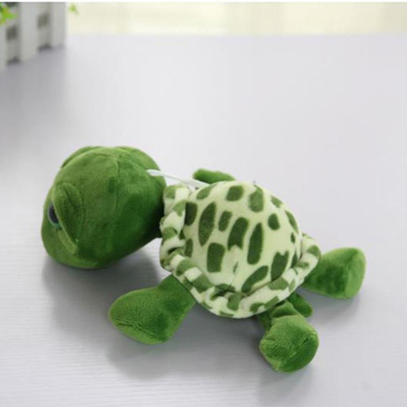 Super Green Big Eyes Stuffed Tortoise Baby Toy Pregnancy Pillows