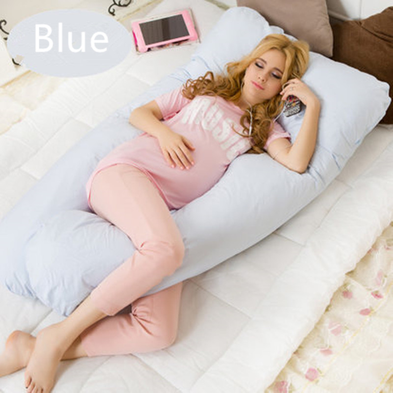 U Shape Pregnancy Pillow For Full Body Support Pregnancy Pillows